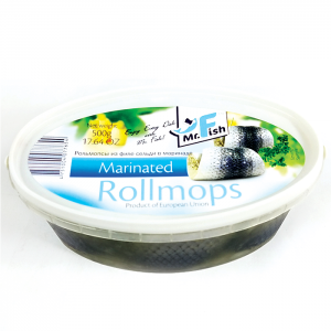 MR. FISH - MARINATED ROLLMOPS